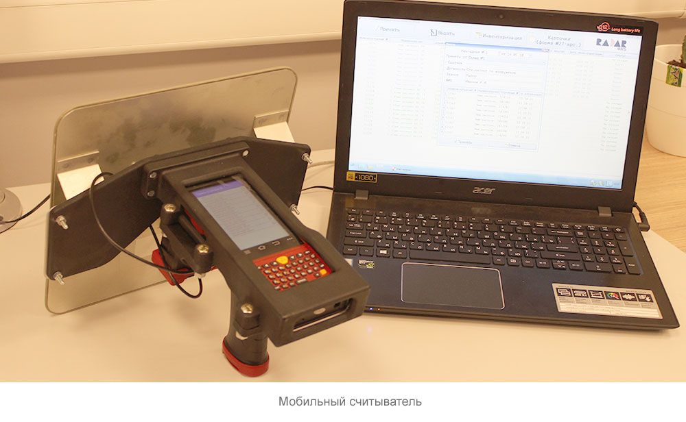 Personnel and Materiel Equipment Identification and Accounting System